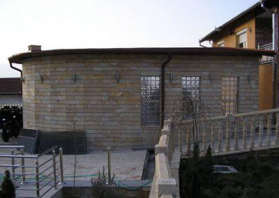 fasada od prirodnog kamena