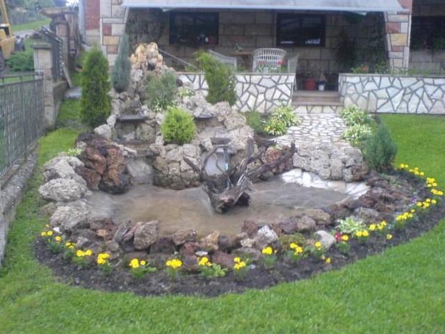 fontane od kamena