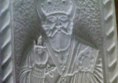 ikona od kamena