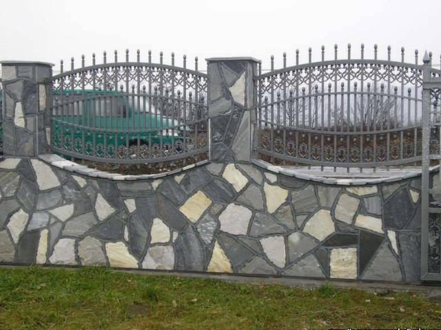 ograde od prirodnog kamena