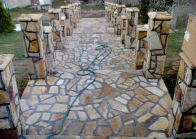 staze od prirodnog kamena