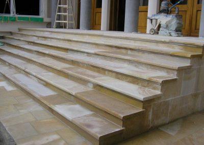 stepenice od kamena