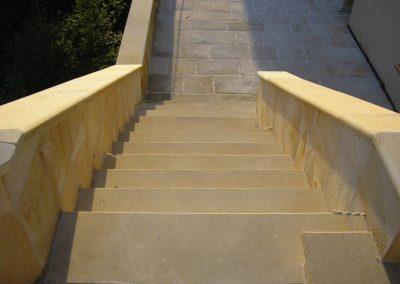 stepenice od pescara
