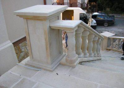 stepenice od prirodnog kamena